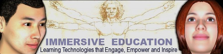 ImmersiveEducation.org Logo